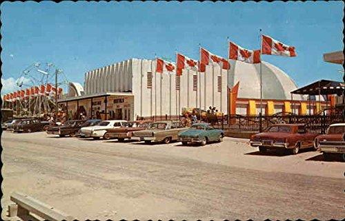 Amusement Park, Wasaga Beach Georgian Bay, Ontario Canada Original Vintage Postcard from CardCow Vintage Postcards