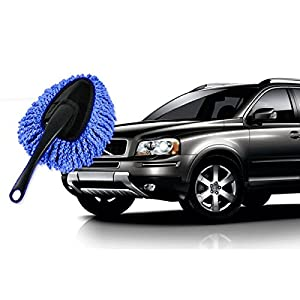 Handy Vehicle Auto Car Truck Microfiber Duster Dusting Cleaning Wash Brush Cling Tool