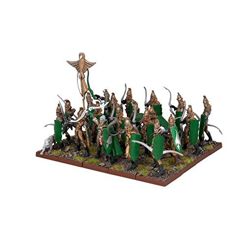 Kings of War Elf Mega Army by Mantic Games (Image #1)