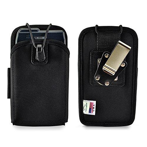 "Turtleback Mobile Computer Case Made for Intermec CN3 Touch Computer Nylon Holster, 2 Belt Clips (Metal Clip & Belt Loop) Mobile Scanner Holder Fits Devices 6 1/2"" X 3 3/8"" X 1 1/2"""