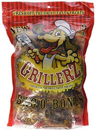 Scott Pet Products 9 Count Bag O' Bones Treat