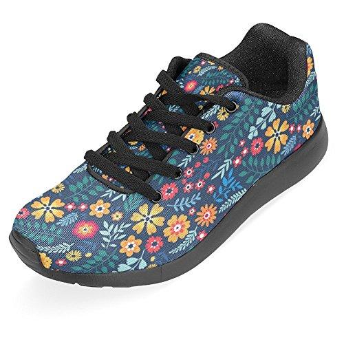Interessante Donna Da Jogging Da Corsa Sneaker Leggera Go Easy Walking Casual Sport Da Corsa Scarpe Da Corsa Multi 9