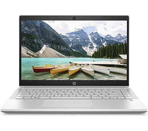 HP Pavilion 14-ce3506sa Laptop – Intel Core i3-1005G1 up to 3.40GHz, 4GB RAM, 128GB SSD, Windows 10 Home S Mode, Intel…