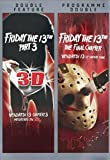 Friday the 13th: Part 3 - 3-D / Friday 13th: Part 4 - The Final Chapter (Double Feature)