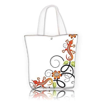 Amazon Com Canvas Beach Bags W12 X H7 8 X D3 Inchfor Gym Hiking