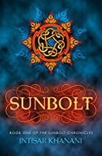Sunbolt (The Sunbolt Chronicles Book 1)