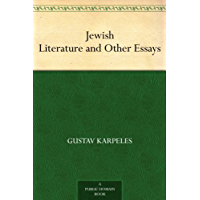 Jewish Literature and Other Essays (English Edition)