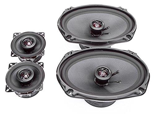 (1993-1997 Infiniti J30 Elite Series Complete Vehicle Speaker Package Upgrade by Skar Audio)