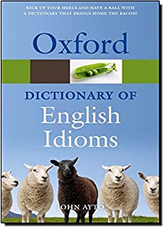 Oxford Dictionary of English Idioms 3rd Edition price comparison at Flipkart, Amazon, Crossword, Uread, Bookadda, Landmark, Homeshop18