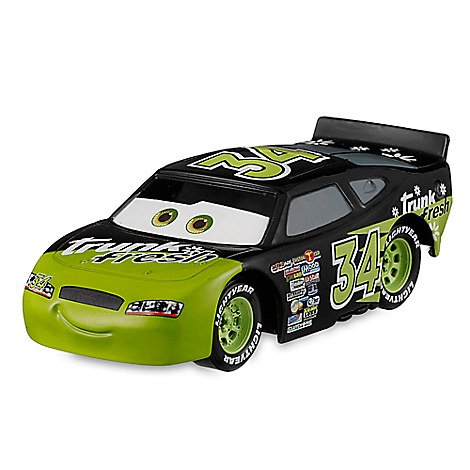 [Disney Cars 1:43 scale die-Cast #63 Trunk Fresh Dirkson D'Agostino] (43 Scale Diecast Car)
