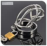 Marcaus Paint Co 2016 304 Stainless Chastity Device Cock Cage Metal CB Chastity Cage Male Sex Product Sexy Shop Produtos Estimulantes A081