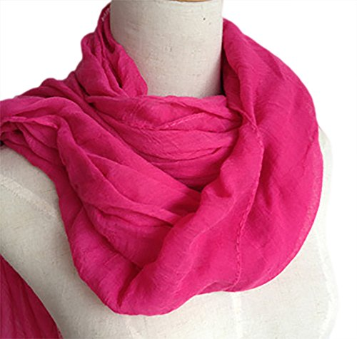 Spikerking-Pure-color-cotton-Hemp-Silk-scarf-travel-sunscreen-scarf-long-Big-scarves