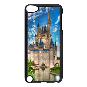 Castle Customize iPod 5 Protective Hard Plastic Shell Cover Case Suit For iPod Touch 5th Generation