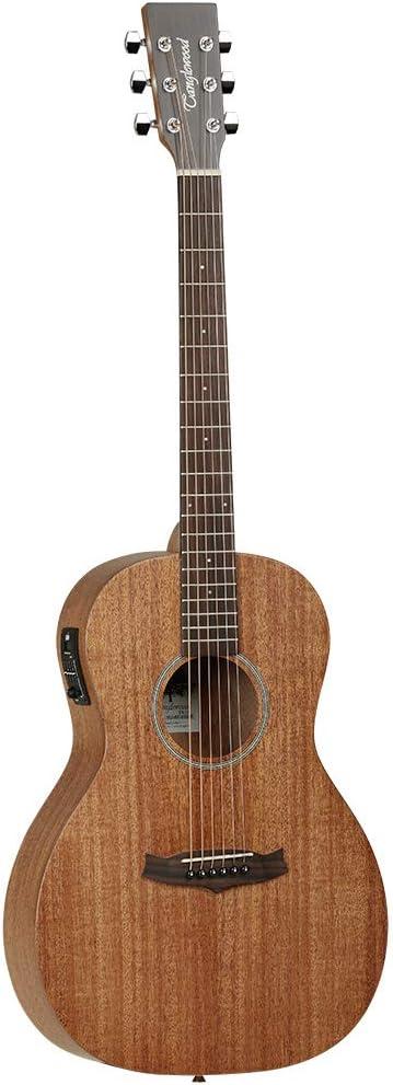Tanglewood Guitars TW3 E Acoustic guitar Clásico 6cuerdas Madera - Guitarra (6 cuerdas)