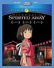 Spirited Away [Blu-ray + DVD] (Bilingual)