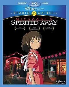 Spirited Away [Blu-ray...