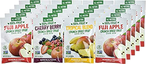 Sensible Foods Crunch Dried Fruit, 20 Count (6 Boxes) by Sensible (Image #4)