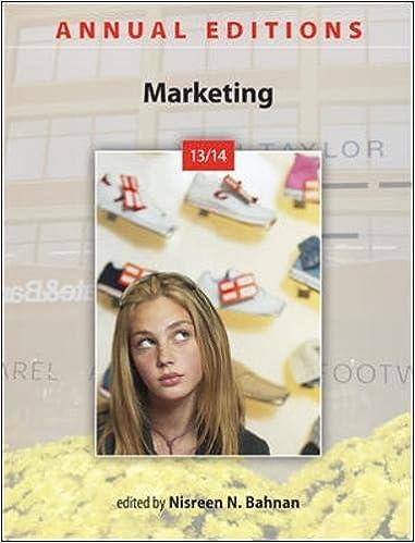 Annual Editions Marketing Th Edition