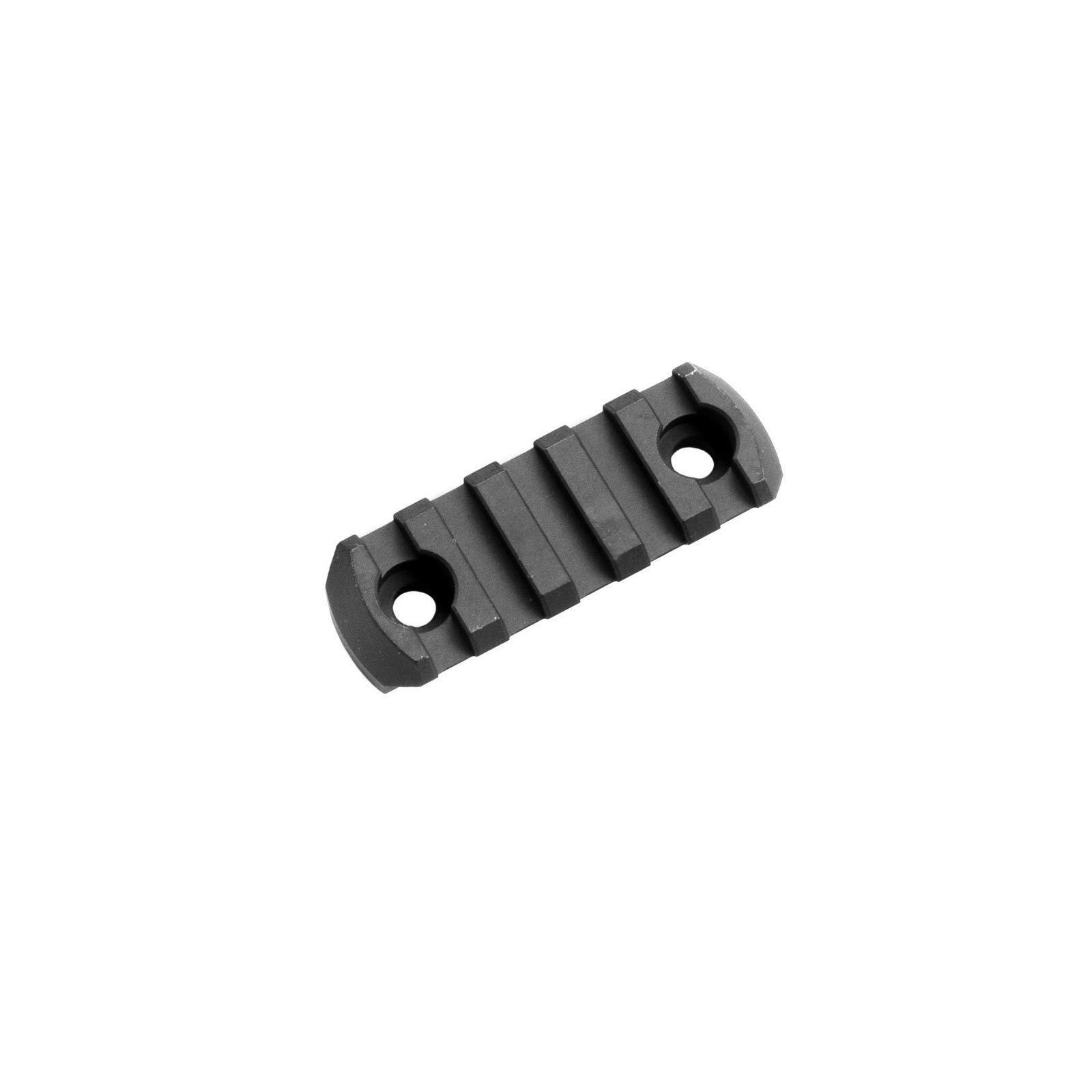 Magpul M-LOK Aluminum Picatinny Accessory Rail, 5 Slots by Magpul