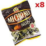 Mi-cho-ko, Dark Chocolate Covered Caramels 8 pack