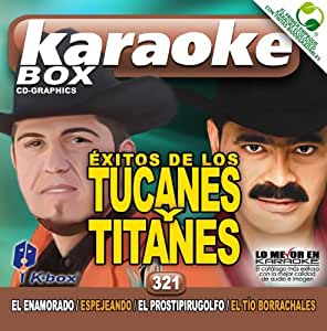 KBO-321 xitos De Los Tucanes Y Titanes(Karaoke)