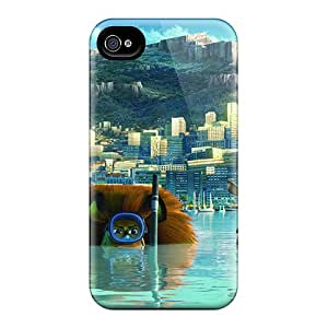 New Sog18579NdeJ Madagascar 3 Europe's Most Wanted Skin Cases Covers Shatterproof Cases For Iphone 6