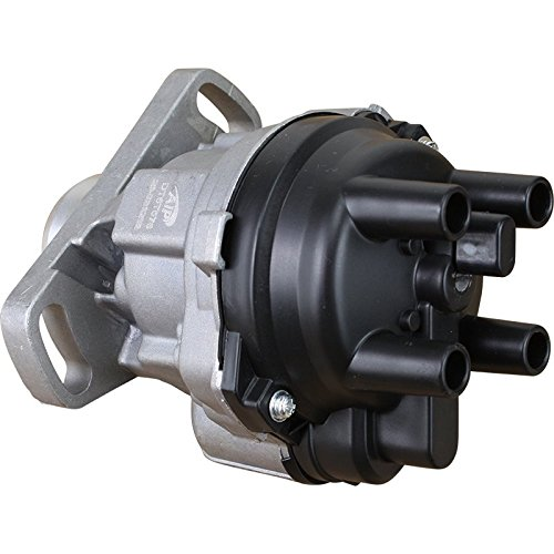 Brand New Complete Ignition Distributor w/ Cap & Rotor for 1992 1993 1994 1995 1996 Dodge Colt Eagle Summit Plymouth Mitsubishi Expo Mirage 1.8L T6T57671 OEM FIT DT6T576 Dodge Colt Distributor