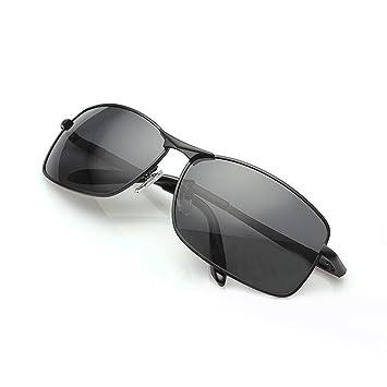 HONEY Gafas De Sol Polarizadas Para Hombres De Alta Calidad - Gafas Deportivas Cuadradas - Arma