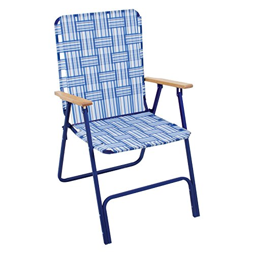 RIO Gear Rio Brands Rio Folding Highback Web Lawn Chair