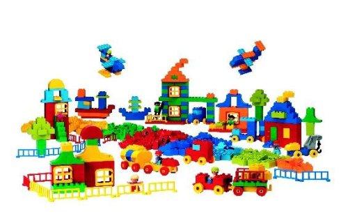 Amazon.com: LEGO Education DUPLO XL Bricks Set: Toys & Games