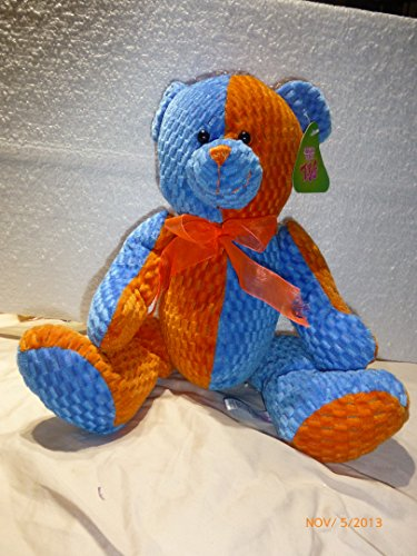 Sugar Loaf Orange multi color Flame Bear 2009 12""