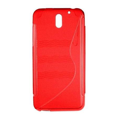 Carcasa de silicona para HTC Desire 610, diseño de onda ...