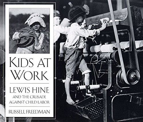 Pdf Teen Kids at Work: Lewis Hine and the Crusade Against Child Labor