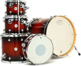 DW Design Series 5-Piece Kit - Tobacco Burst