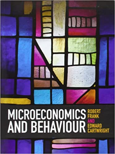 microeconomics and behavior mcgrawhillirwin series in economics