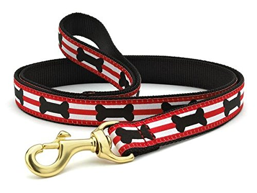 4 Ft Wide Up Country Got Bones Dog Leash 4 Ft Wide