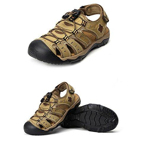 Shandals Duradera Ellanm Para Antideslizante Baotou Ideal Sandalias Warehouse Neopreno Trek 6 Mountain Sandalia Cómodo Suela Transpirable Caminar De Hombre Y wgR1awx8
