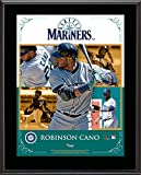 "Robinson Cano Seattle Mariners Sublimated 10.5"" x 13"" Composite Plaque - Fanatics Authentic Certified"