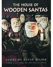 House of Wooden Santas