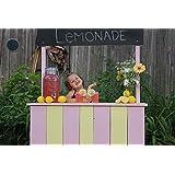 JJ Lemon Collapsible Lemonade Stand
