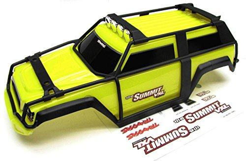 Buy traxxas summit body shell