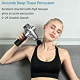 AERLANG Massage Gun for Athletes, Portable Quiet