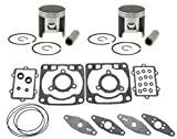 2 SPI Pistons & Top End Gasket Kit 2006-2011 Arctic Cat Crossfire 600 CF6 EFI