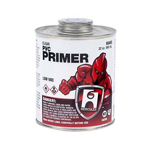 - PVC Primer - Clear - Jumbo Dauber In Cap