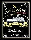 NV The Grafton Winery Blackberry Wine 750 mL