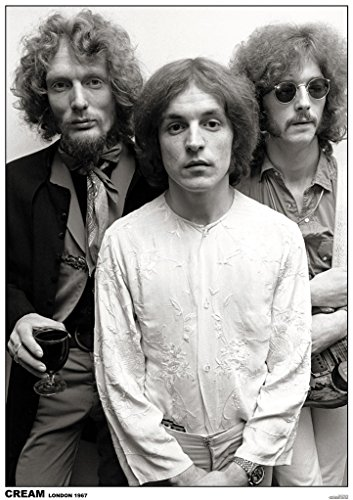cream band poster - 4