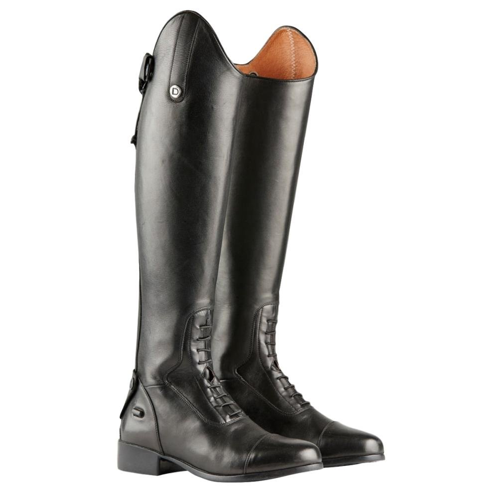 Dublin Galtymore Tall Dress Boot 9 Regular Black by Dublin