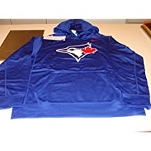 2016 Toronto Blue Jays Hoodie Track Jacket MLB Baseball Hoody Men's Modern
