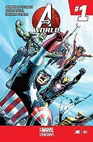 Avengers World (2014-2015) #1 (English Edition)
