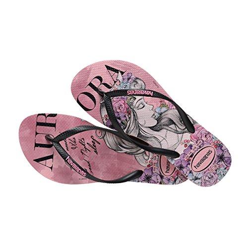Havaianas Women's Open Toe Sandals Rose MLeG5RP1